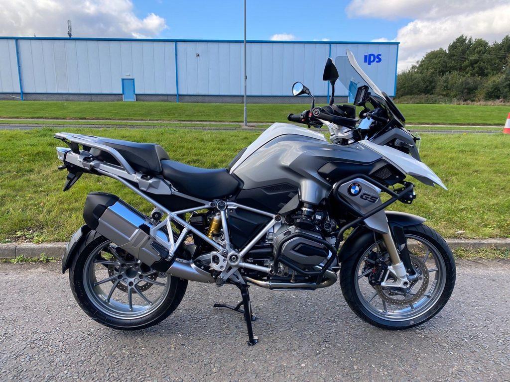 BMW R1200GS Adventure 1200 GS TE ABS