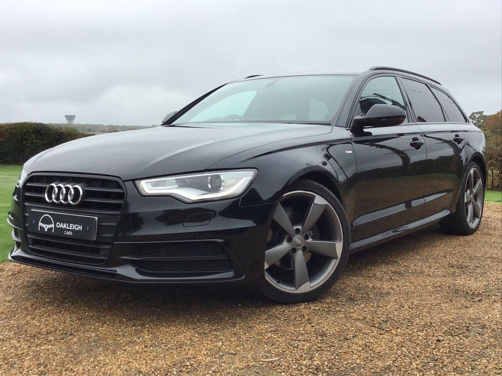 Audi A6 Avant Estate 3.0 TDI Black Edition 5dr