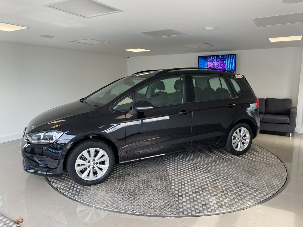 Volkswagen Golf SV MPV 1.4 TSI BlueMotion Tech SE DSG (s/s) 5dr