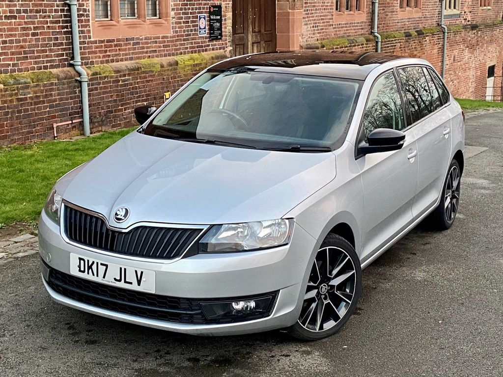 SKODA Rapid Spaceback Hatchback 1.6 TDI SE Sport Spaceback (s/s) 5dr