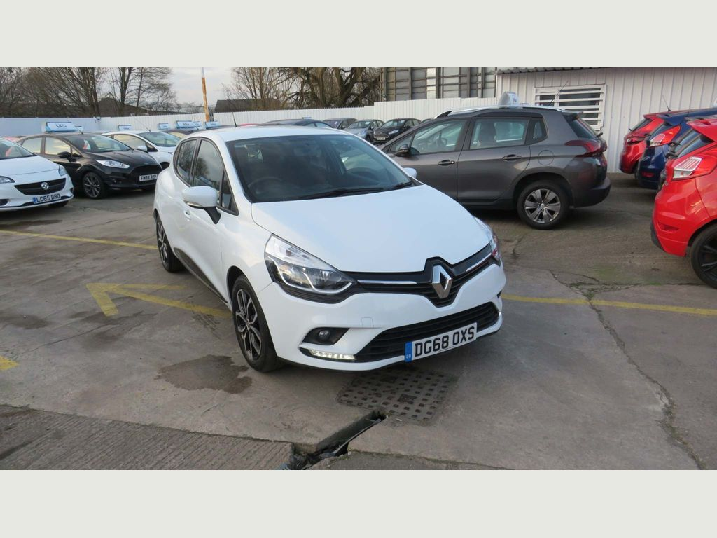 Renault Clio Hatchback 0.9 TCe Play (s/s) 5dr
