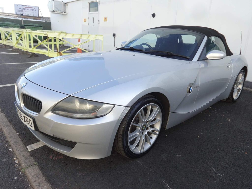 BMW Z4 Convertible 2.0i SE 2dr