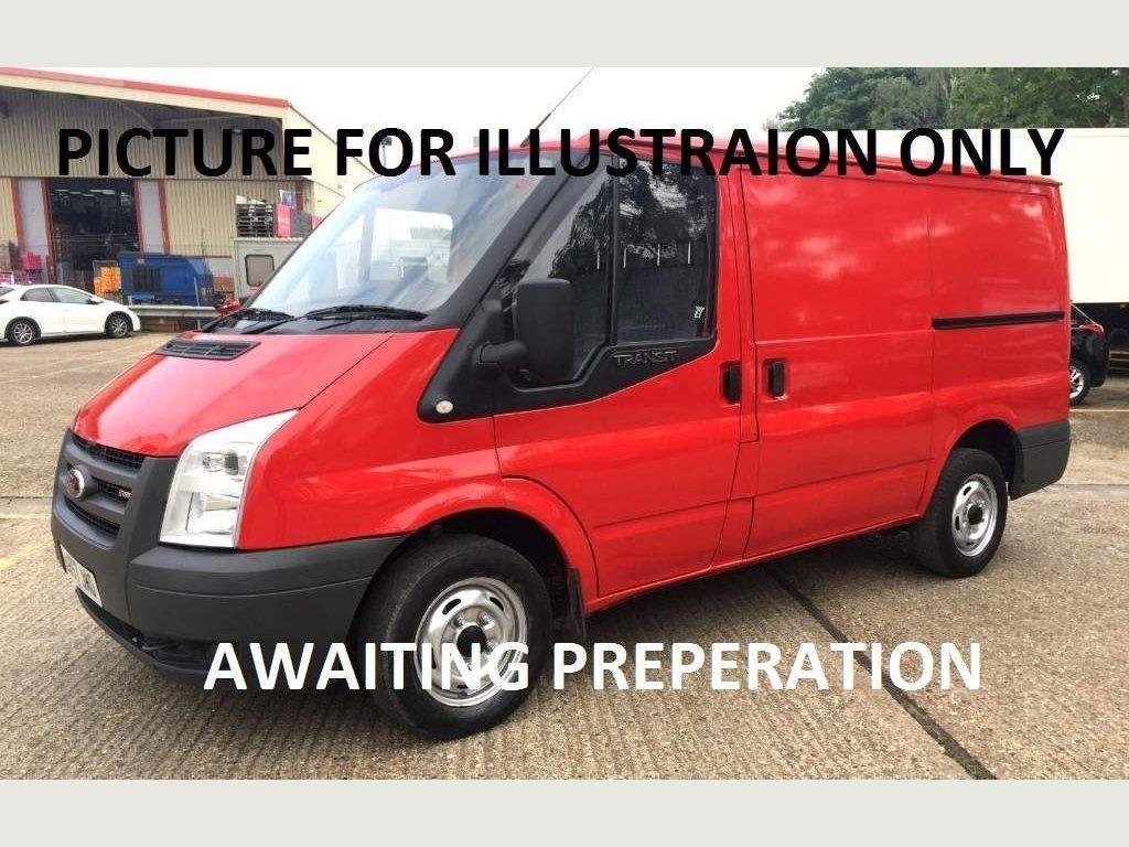 Ford Transit Box Van 260 SWB TREND TDCi 100ps