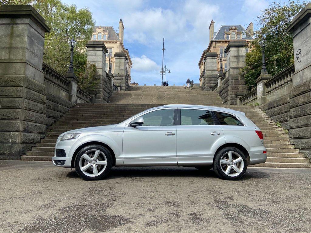 Audi Q7 SUV 3.0 TD S line Tiptronic quattro 5dr