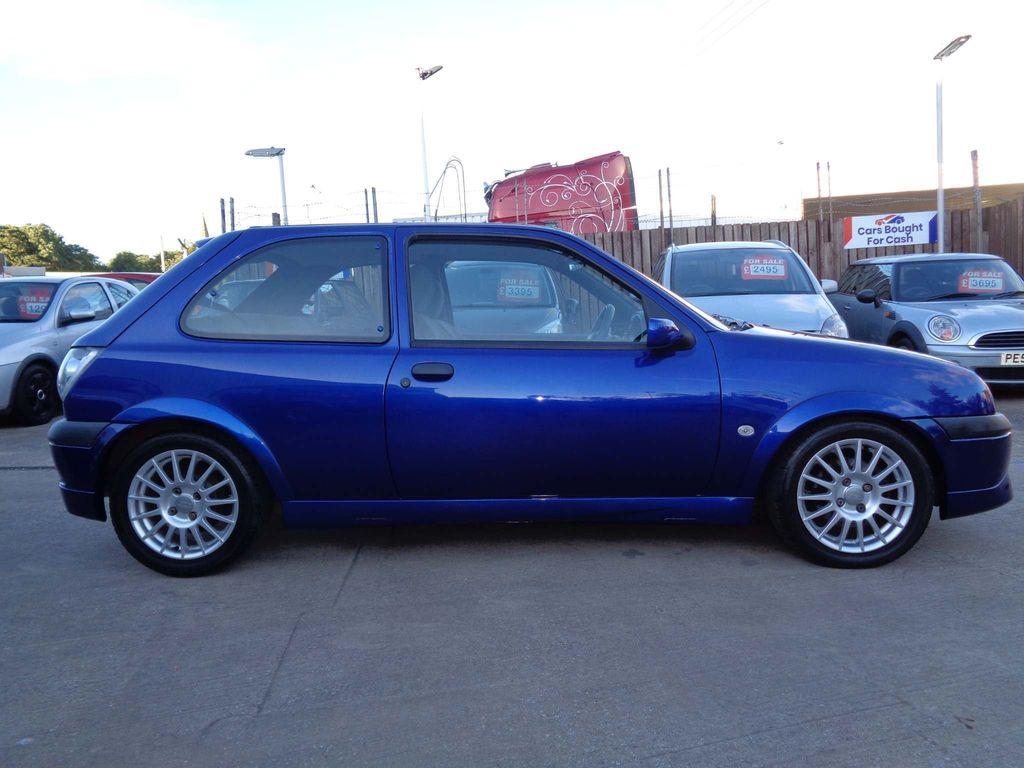 Ford Fiesta Hatchback 1.6 16v Zetec S 3dr