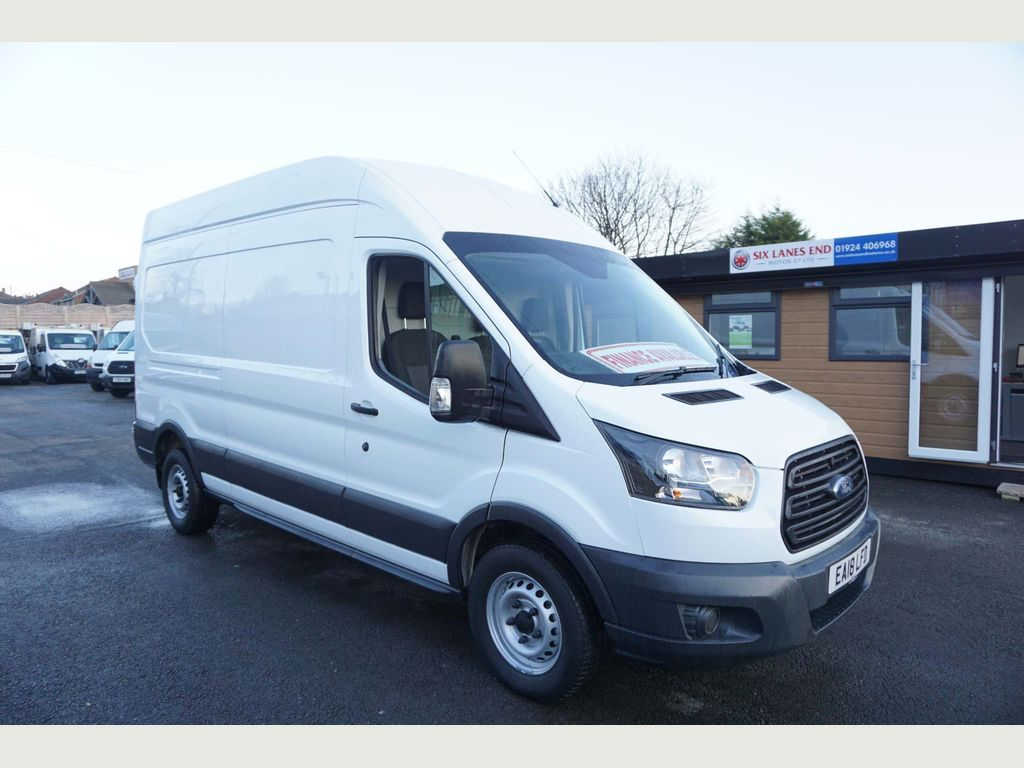 Ford Transit Panel Van 350 2.0TDCI LWB HIGH ROOF 130PS