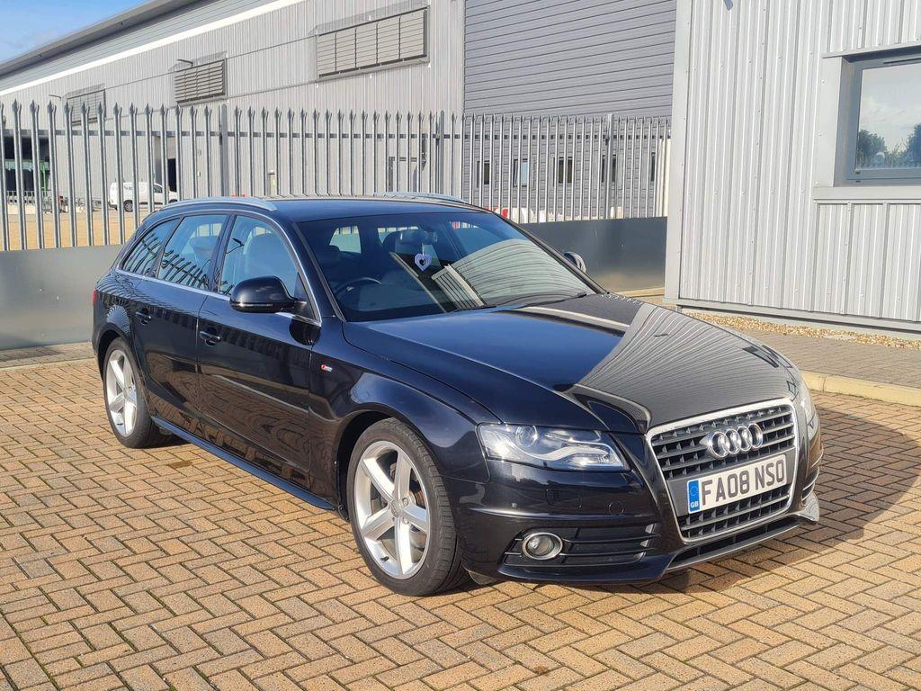 Audi A4 Avant Estate 1.8 TFSI S line Avant 5dr