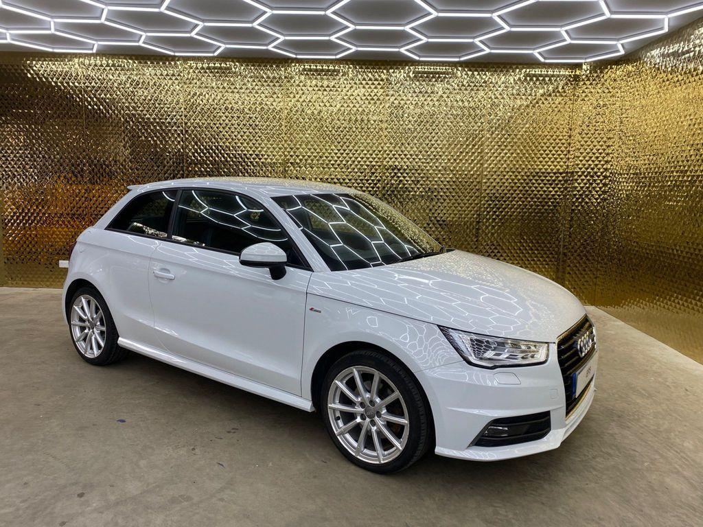 Audi A1 Hatchback 1.4 TFSI CoD S line S Tronic (s/s) 3dr