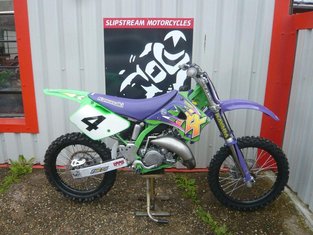 Kawasaki KX125 Motocrosser 125 K5