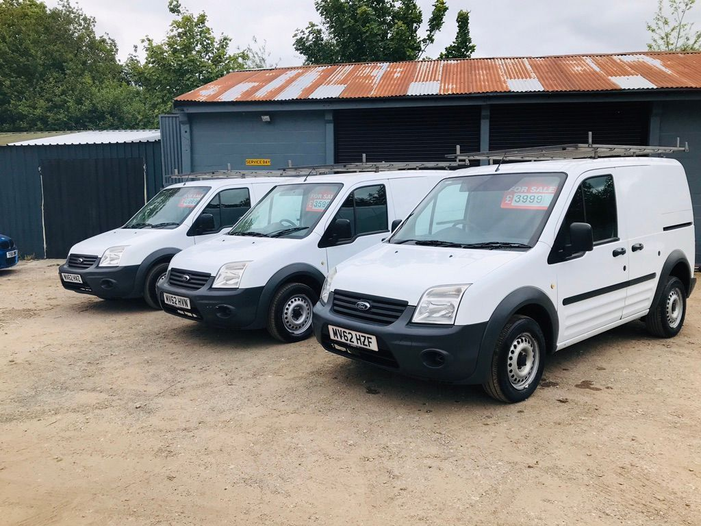 Ford Transit Connect Other 1.8 TDCi T220 Crew SWB 4dr DPF