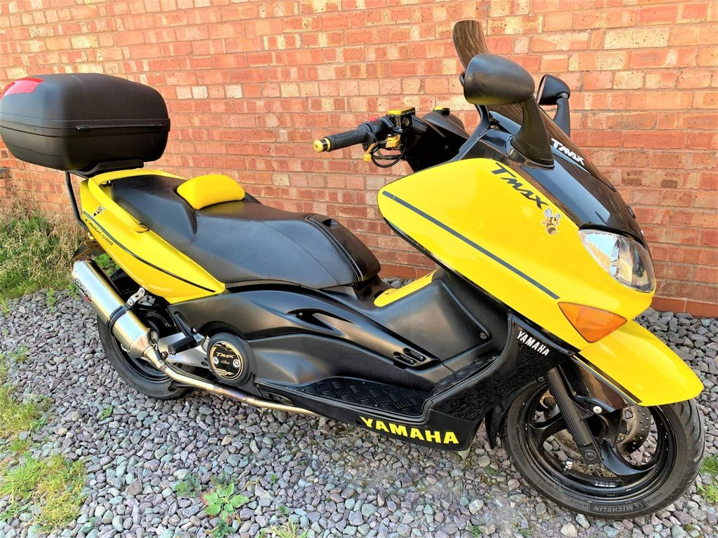 Yamaha TMAX Scooter 500 T-MAX