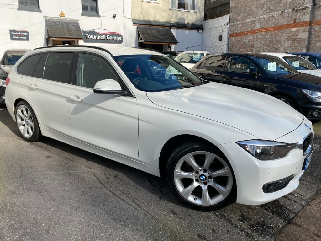 BMW 3 Series Estate 2.0 320d BluePerformance Luxury Touring (s/s) 5dr
