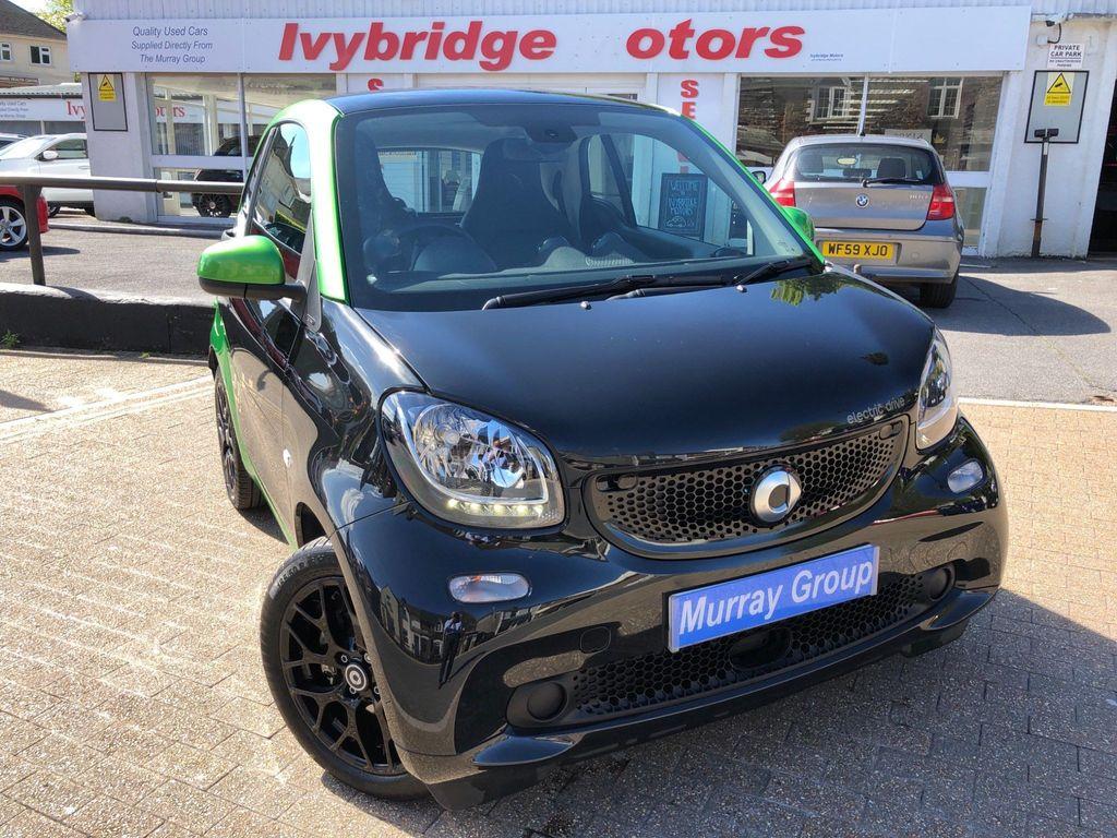 Smart fortwo Coupe 17.6kWh Prime (Premium) Auto 2dr