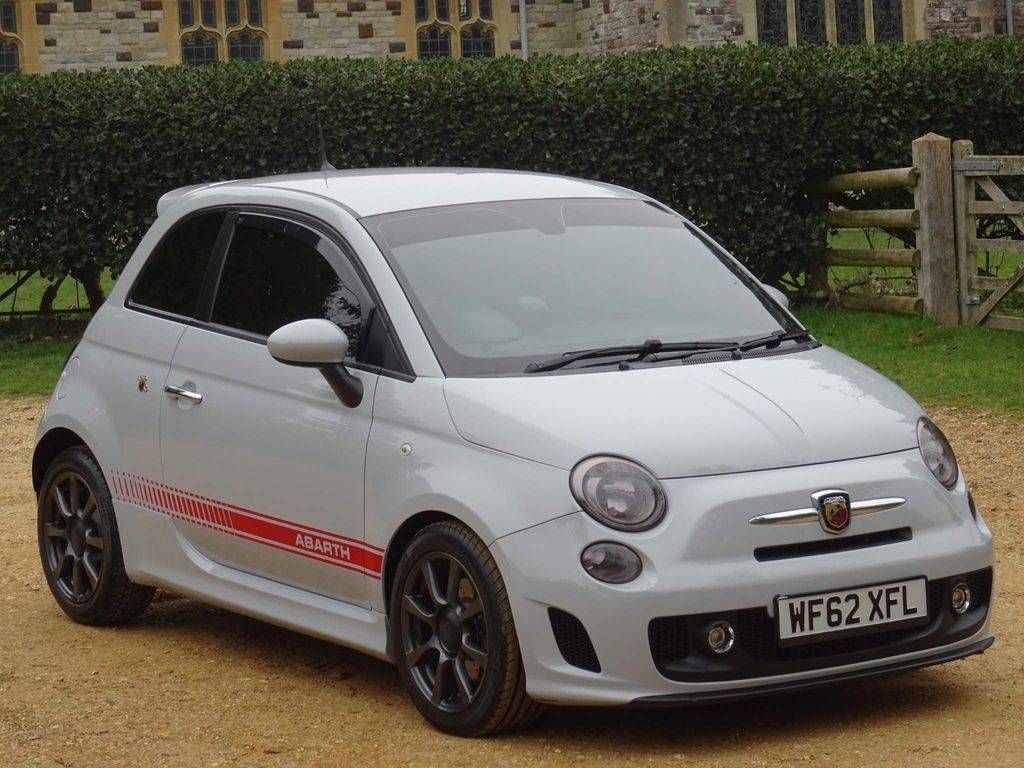 Abarth 500 Hatchback 1.4 T-Jet