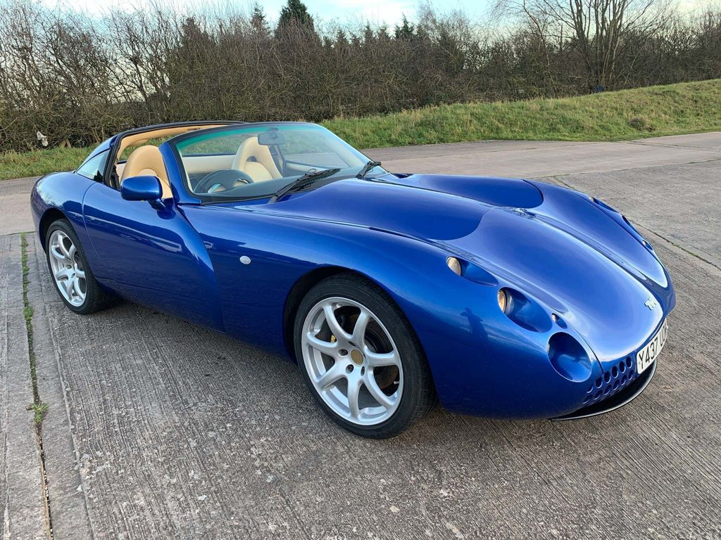 TVR Tuscan Convertible 4.0 S 2dr