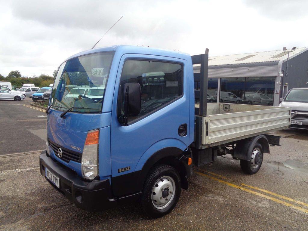 Nissan Cabstar Dropside 2.5 dCi 34.12 Basic Dropside Truck 2dr (SWB)