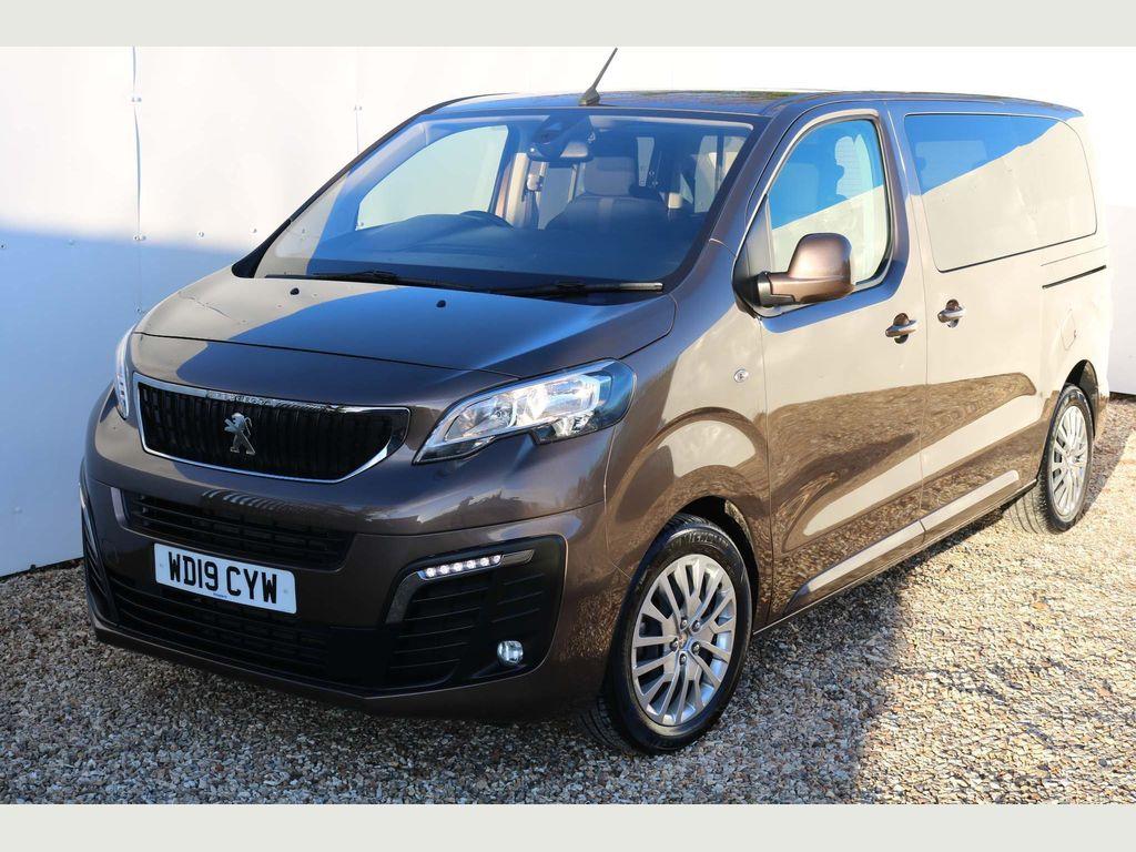Peugeot Traveller MPV 1.5 BlueHDi Active Standard MPV MWB EU6 (s/s) 5dr