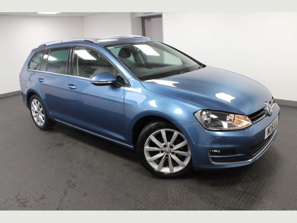 Volkswagen Golf Estate 1.4 TSI BlueMotion Tech GT (s/s) 5dr