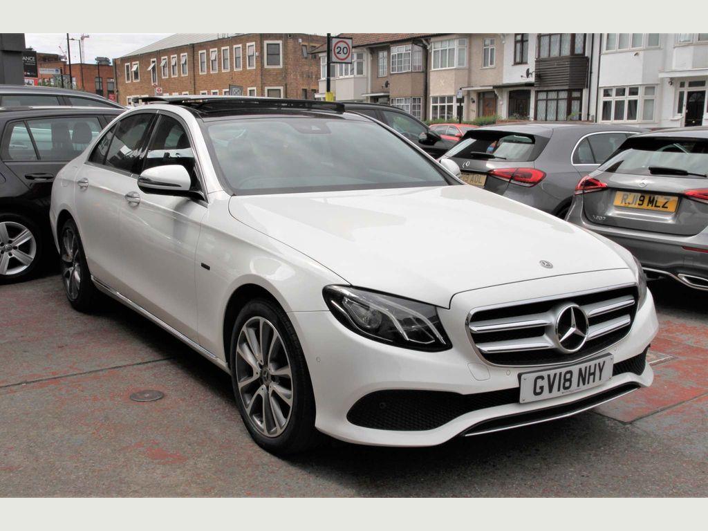 Mercedes-Benz E Class Saloon 2.0 E350e 6.4kWh SE (Premium) G-Tronic+ (s/s) 4dr