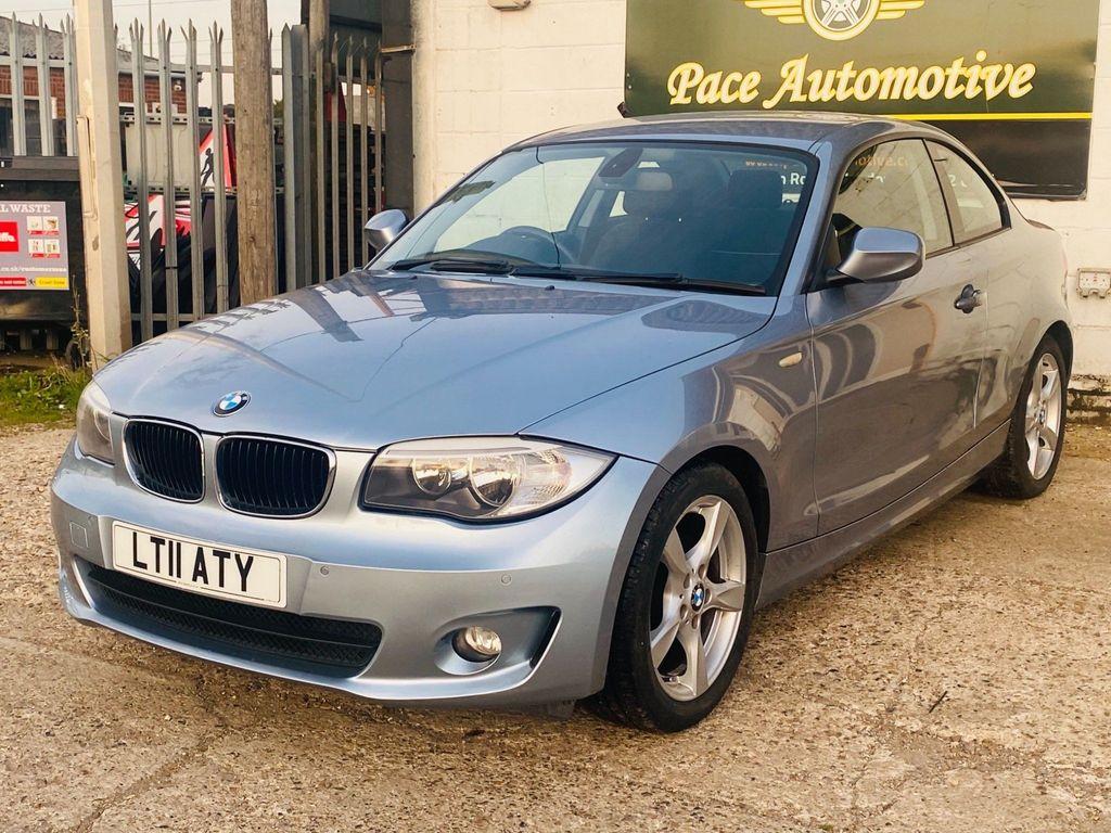 BMW 1 Series Coupe 2.0 118d Sport Auto 2dr