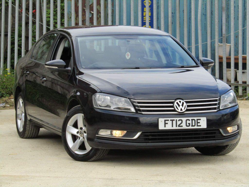 Volkswagen Passat Saloon 2.0 TDI BlueMotion Tech S (s/s) 4dr
