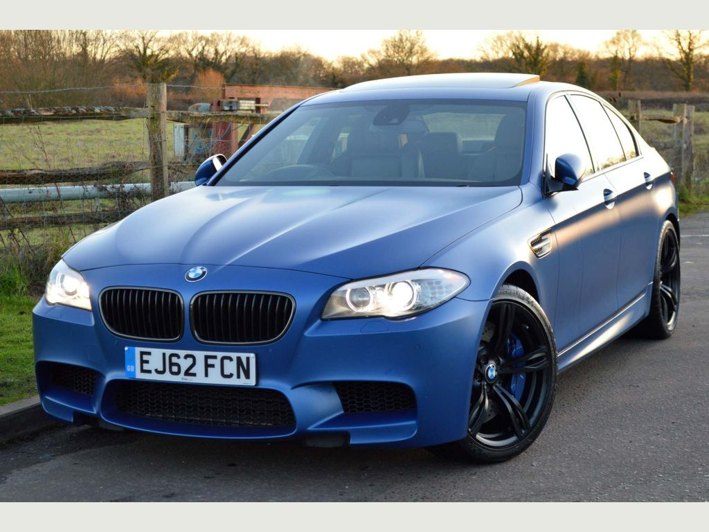 BMW M5 Saloon 4.4 Performance Edition M DCT 4dr