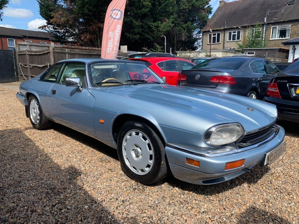 JAGUAR XJS Coupe 4.0 Celebration Limited Edition 2dr