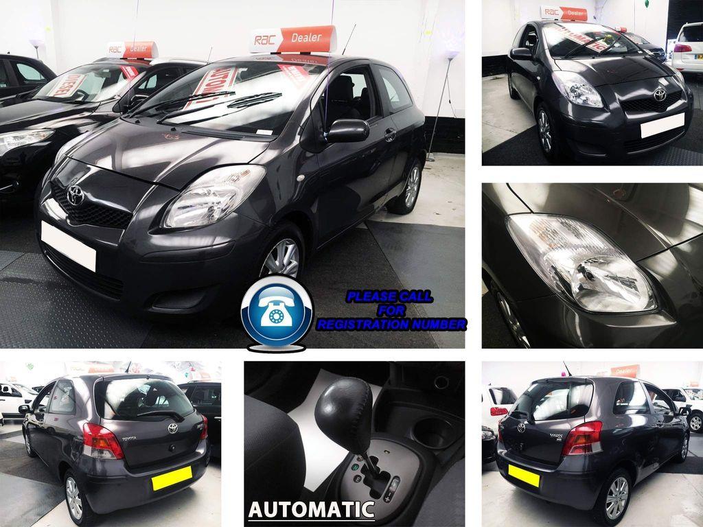 Toyota Yaris Hatchback 1.33 TR Multimode 3dr