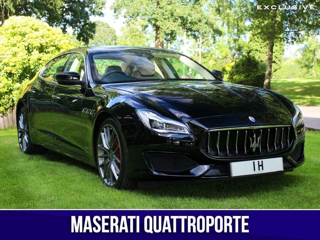 Maserati Quattroporte Saloon QUATTROPORTE - LEVANTE -GHIBLI