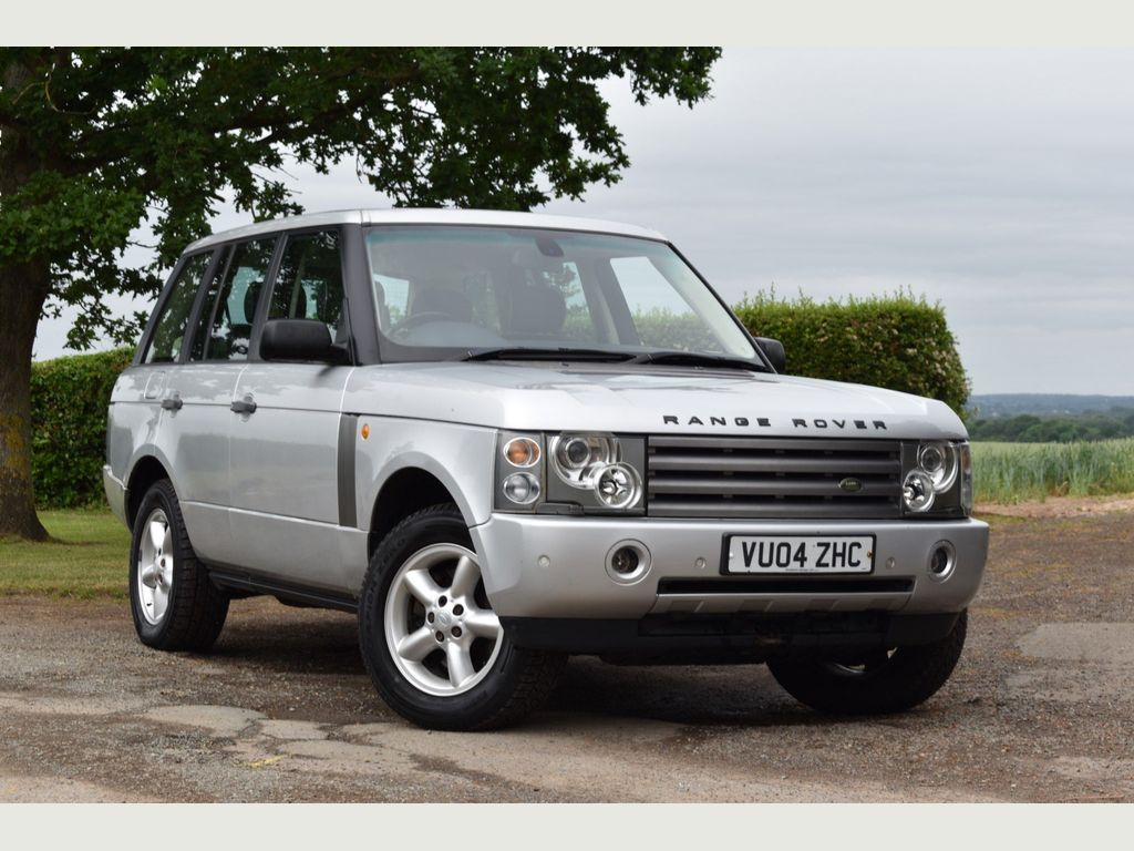 Land Rover Range Rover SUV 3.0 Td6 HSE 5dr