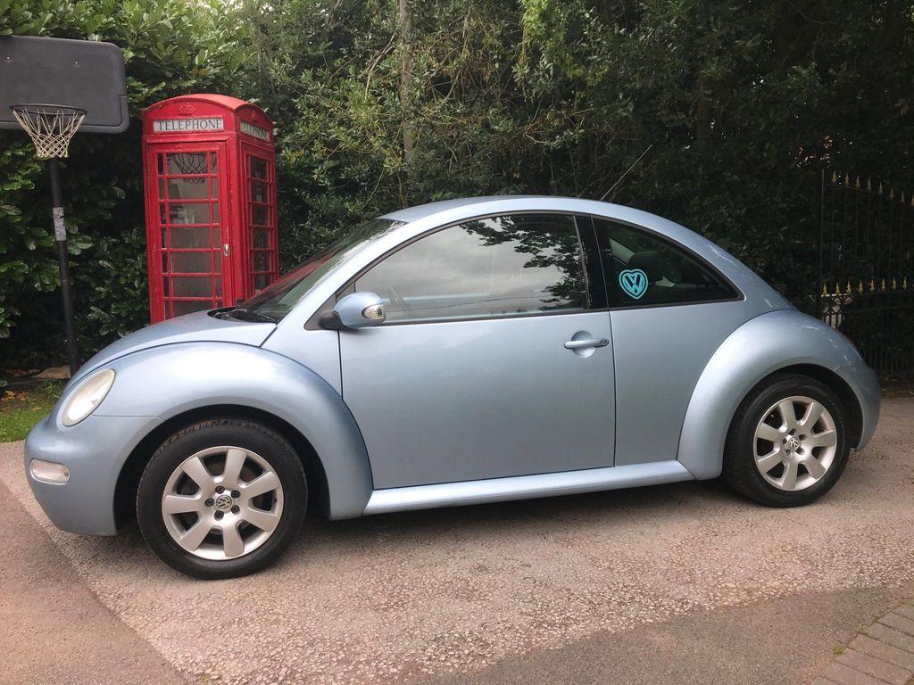 Volkswagen Beetle Hatchback 1.8 TURBO PETROL