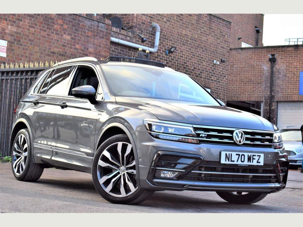 Volkswagen Tiguan SUV 1.5 TSI EVO R-Line Tech DSG (s/s) 5dr