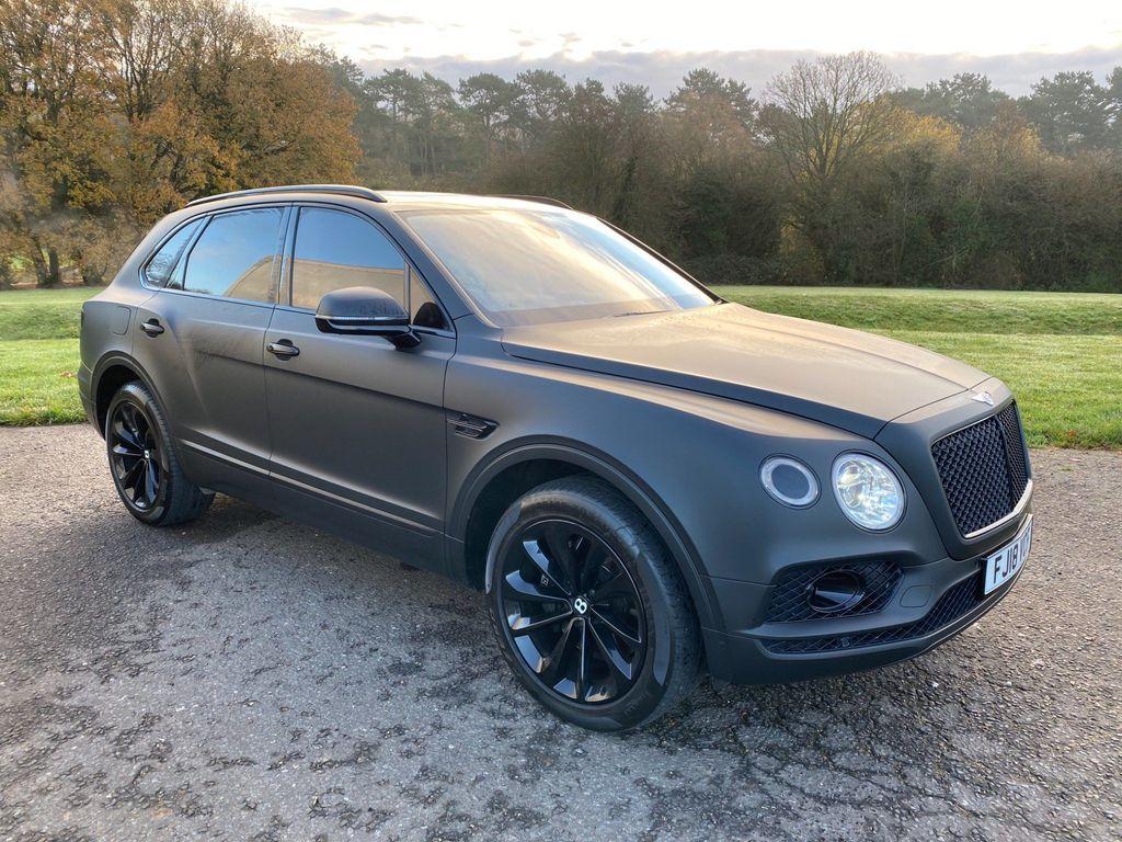 Bentley Bentayga SUV 6.0 W12 Mulliner Auto 4WD (s/s) 5dr 4 Seat