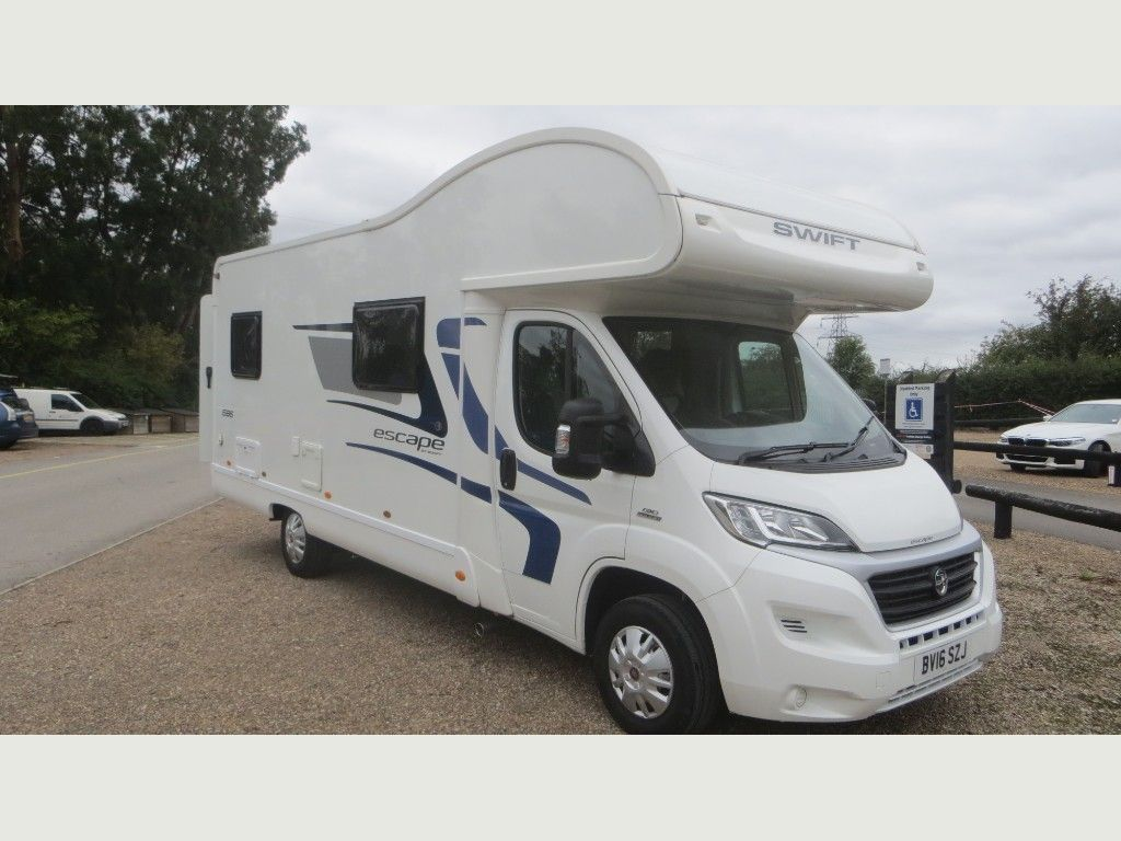 Swift Escape 686 Motorhome WHEEL CHAIR ACCESSIBLE MOTORHOME