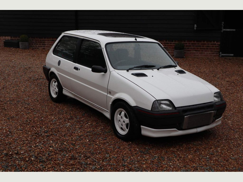 Rover Metro Hatchback 1.4 GTa Limited Edition 3dr