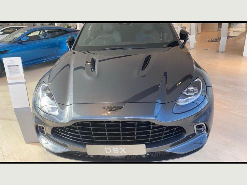 Aston Martin DBX SUV 4.0 V8 Auto 4WD (s/s) 5dr