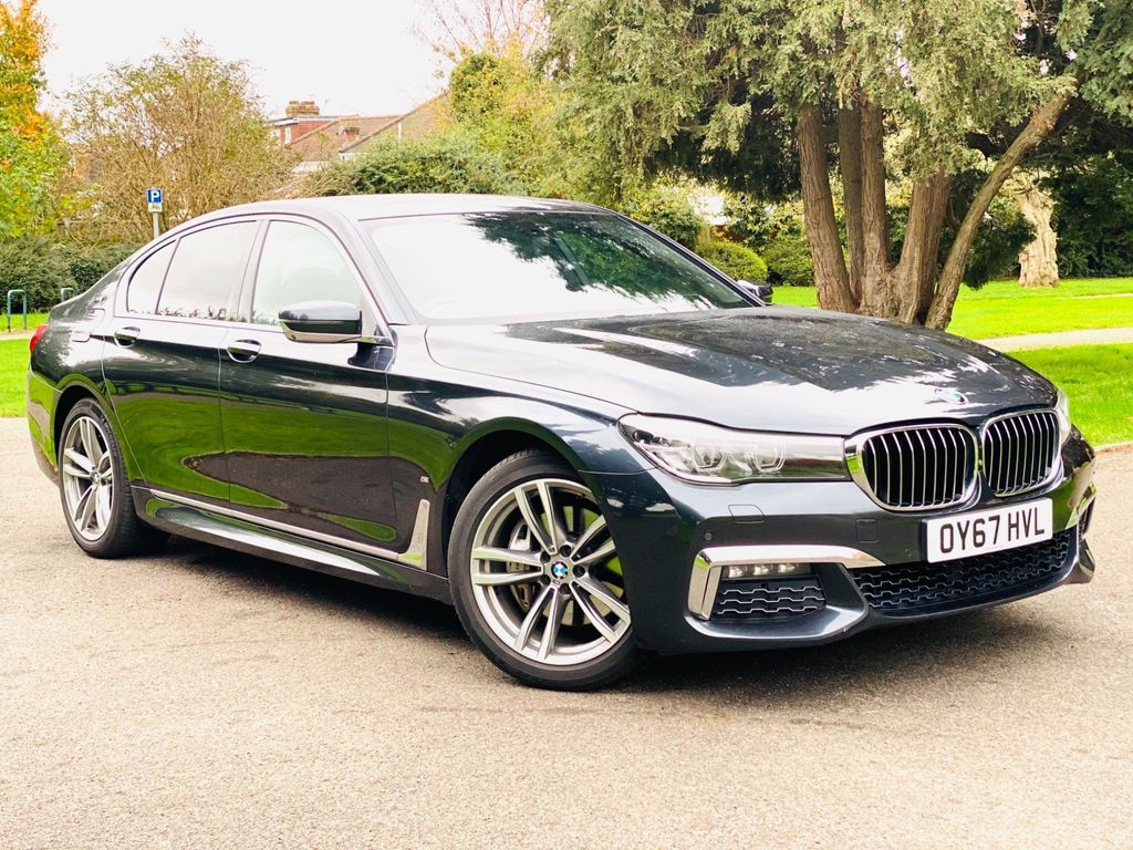 BMW 7 Series Saloon 2.0 740e 9.2kWh M Sport Auto (s/s) 4dr