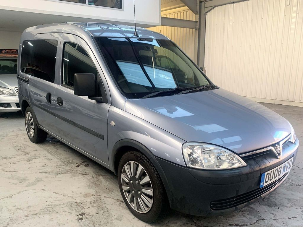Vauxhall Combo Tour Unlisted