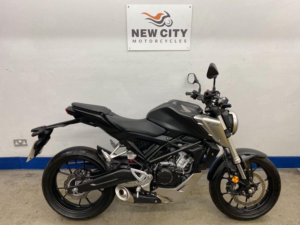 Honda CB125R Naked 125