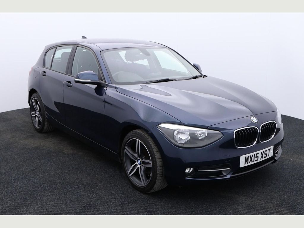 BMW 1 Series Hatchback 2.0 118d Sport Sports Hatch (s/s) 5dr