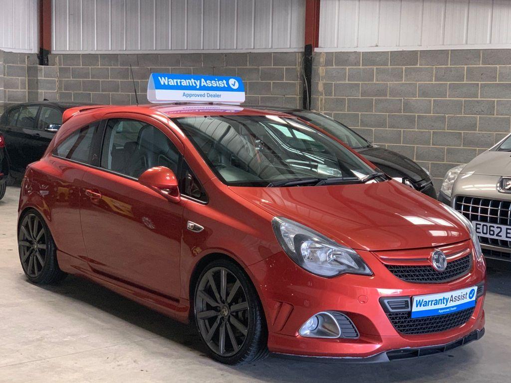 Vauxhall Corsa Hatchback 1.6 i 16v VXR Nurburgring Edition 3dr