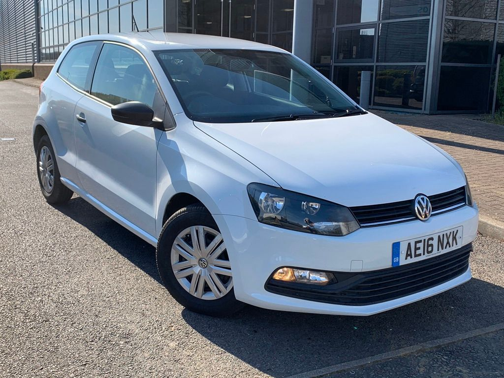 Volkswagen Polo Hatchback 1.0 BlueMotion Tech S (s/s) 3dr