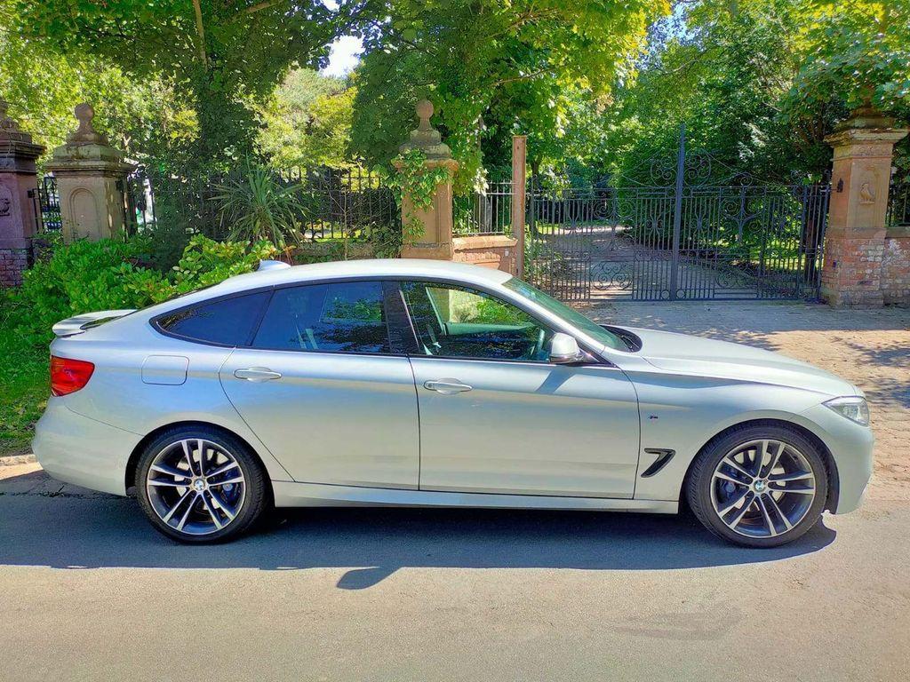 BMW 3 Series Gran Turismo Hatchback 2.0 320d M Sport GT (s/s) 5dr