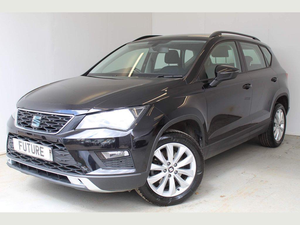 SEAT Ateca SUV 1.6 TDI Ecomotive SE (s/s) 5dr