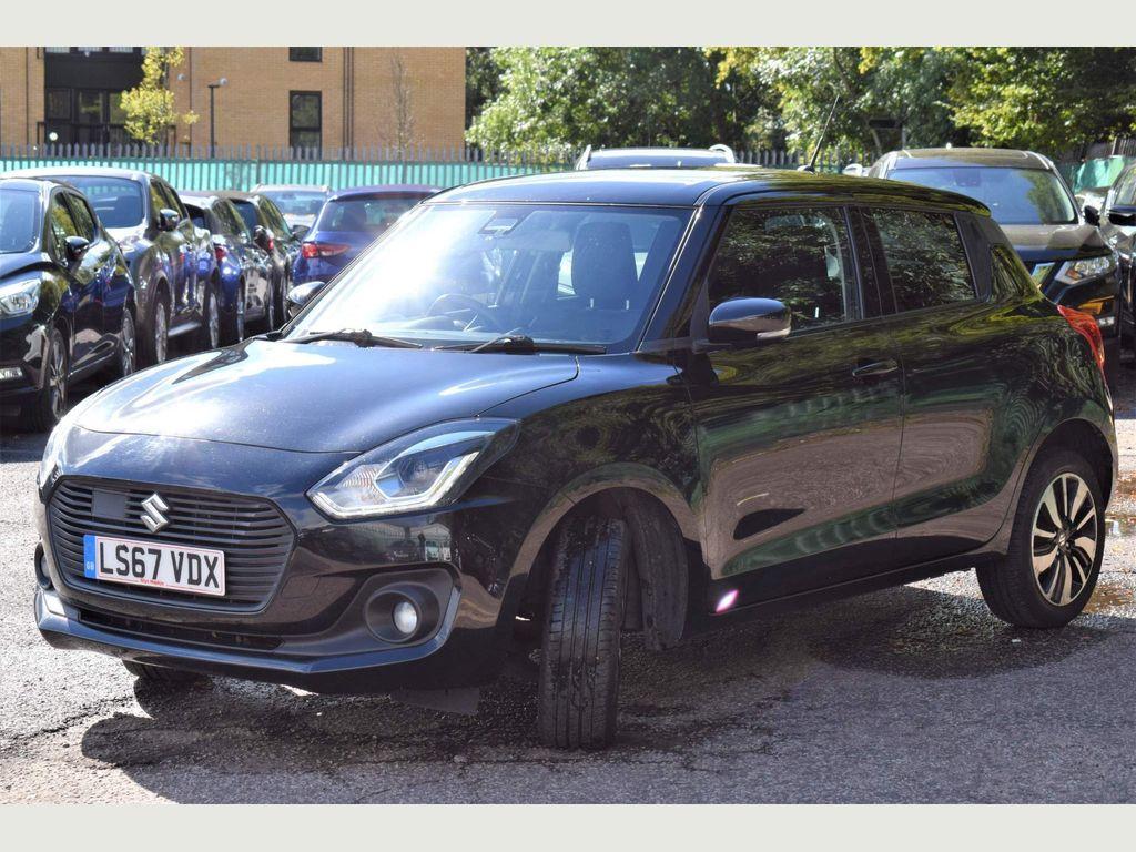Suzuki Swift Hatchback 1.2 Dualjet MHEV SZ5 ALLGRIP (s/s) 5dr