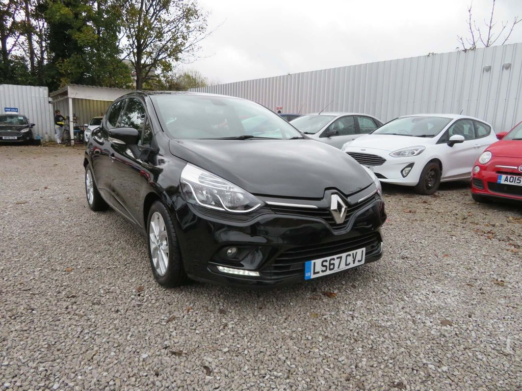 Renault Clio Hatchback 1.5 dCi Dynamique Nav (s/s) 5dr