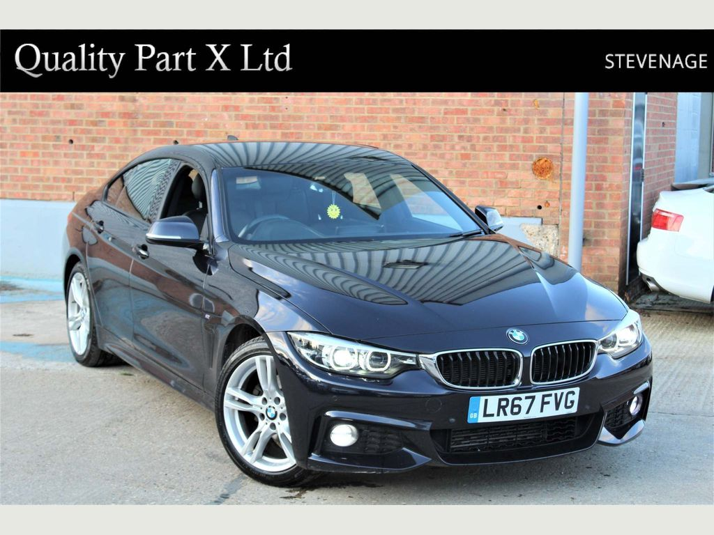 BMW 4 Series Gran Coupe Coupe 2.0 420d M Sport Gran Coupe Auto (s/s) 5dr