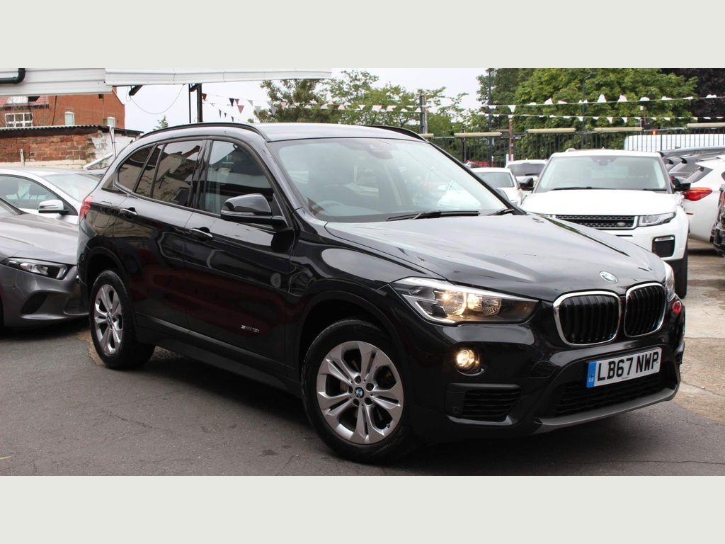 BMW X1 SUV 1.5 18i SE DCT sDrive (s/s) 5dr