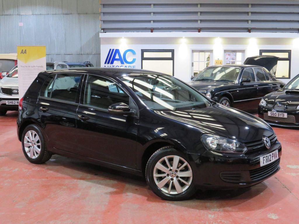 Volkswagen Golf Hatchback 1.2 TSI BlueMotion Tech S (s/s) 5dr