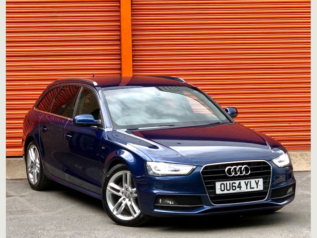 Audi A4 Avant Estate 2.0 TDI S line Avant 5dr